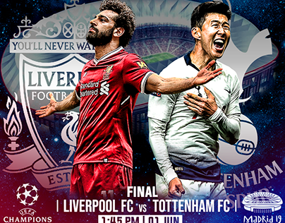 Livepoll Fc Vs Tottenham Final CL