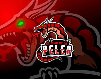 El Club de la Pelea - SPORT LOGO