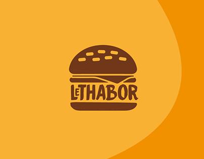 Logo pour un fast-food (fictif)