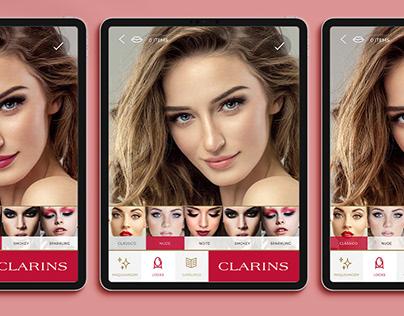 Virtual Make-Up Application