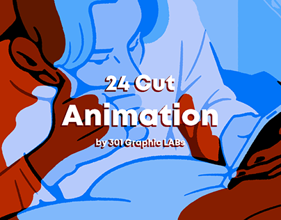 24 Cut Animation Clip