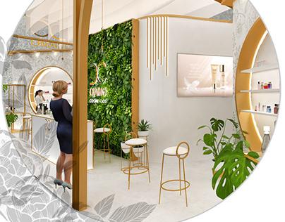 Diamo Cosmetic @ Beautyworld Dubai ME 2020