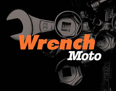 Wrench Moto Website