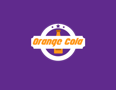 Orange Cola Machine