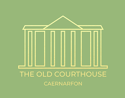 The Old Courthouse Caernarfon (Brand Identity)