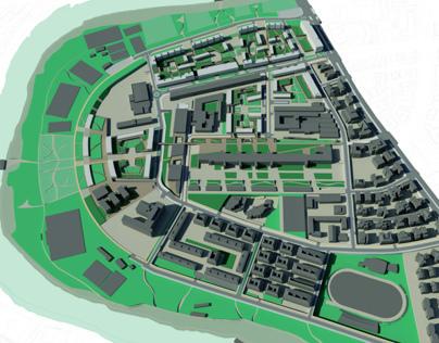 Riqualificazione urbana - Valco San Paolo