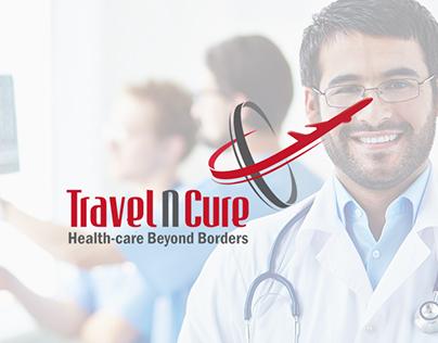 Travel N Cure (Web Design & Front End Development)