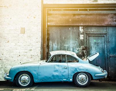 Porsche 356 for restauration