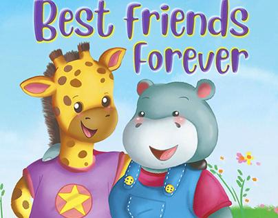 My best friend Little Hippo Books