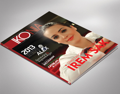 Ikonia Magazine Issue:1