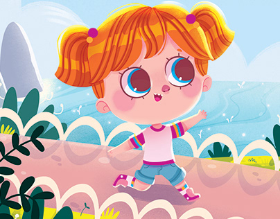 Mari Sol - Children's Book