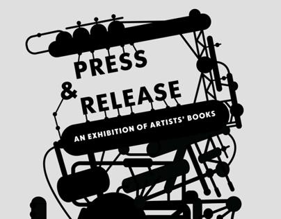 'Press & Release' Leaflet Design