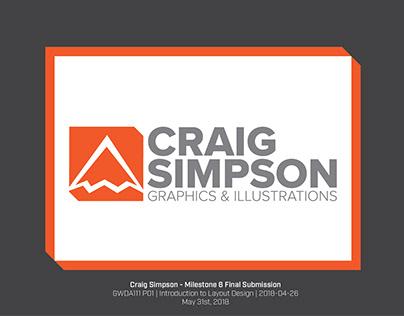 Craig Simpson Personal Branding