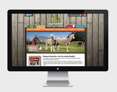 Agrodome Brand Collateral