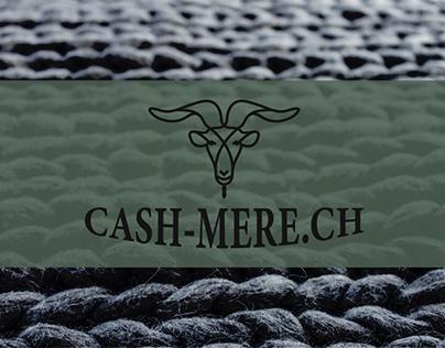 chashmere - logo design