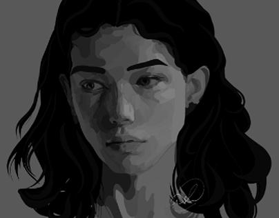 Digital Portrait