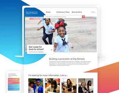 Baltimore City Schools