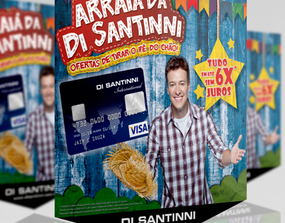 Campanha São João Di Santinni
