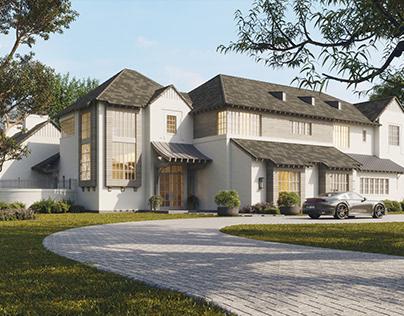 Shado villa USA