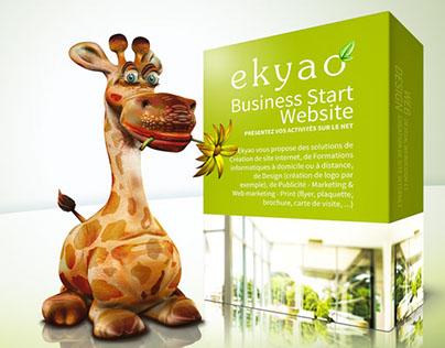 Ekyao Business START Entreprise & Bureau