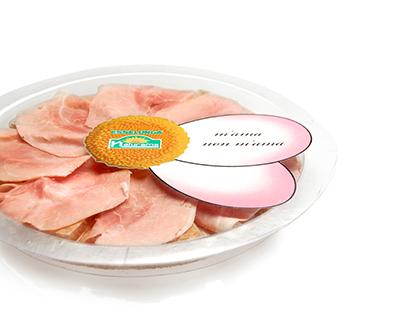 m'ama non m'ama *ham packaging
