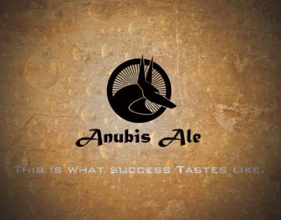 Anubis Ale Branding