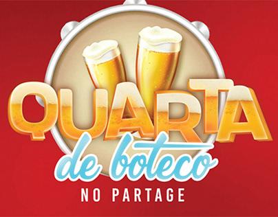 Quarta de Boteco - Partage Shopping Rio Grande