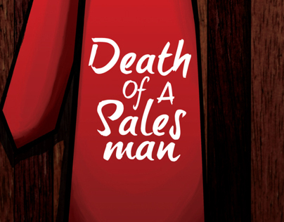 Death of a Salesman - Poster Design