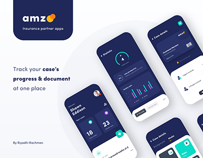 AMZ Insurance Partner Mobile Application