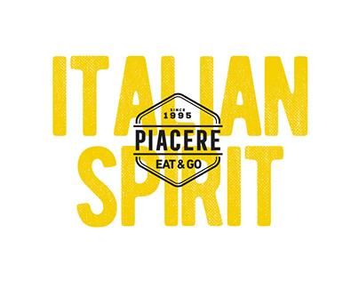 Sitio Web Piacere Eat & Go