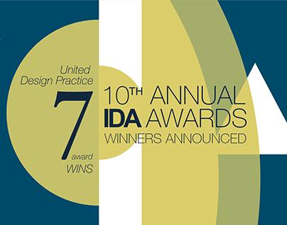 10th IDA Award Wins 第十届国际设计大奖