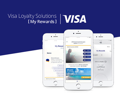 Visa Loyalty Solutions My Rewards