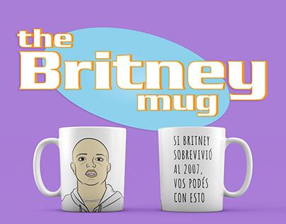 The Britney Mug
