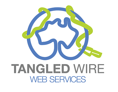Tangled Wire Web Services - Corporate Identity
