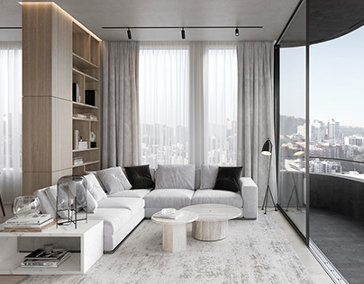 District building interiors