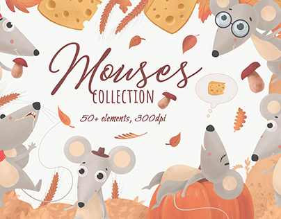 MOUSES collection