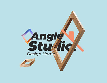 Angle Studio Branding