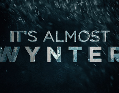 It's Almost Wynter