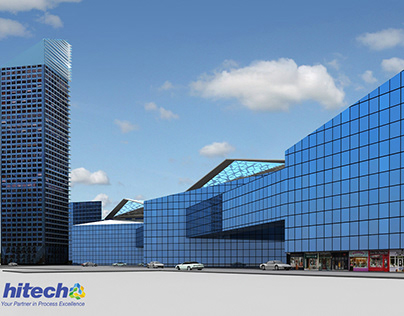 Architectural 3D Modeling and Visualization