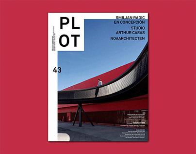PLOT #43 - Editorial Design