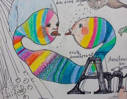 Sketchbook Work 2013