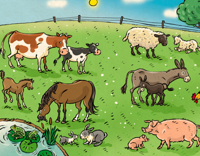 Educational illustrations