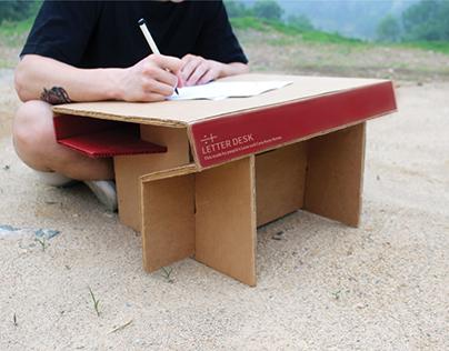 Letter Desk