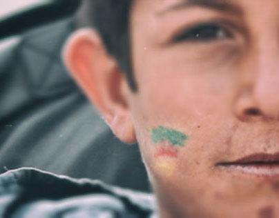Video - 1 second in Kurdistan
