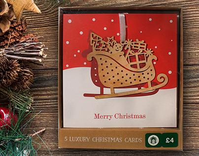 Boots Keepsake Charity Christmas cards