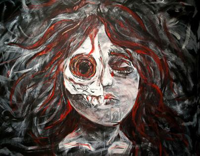 Lost Innocence: Nightmares Mural Project