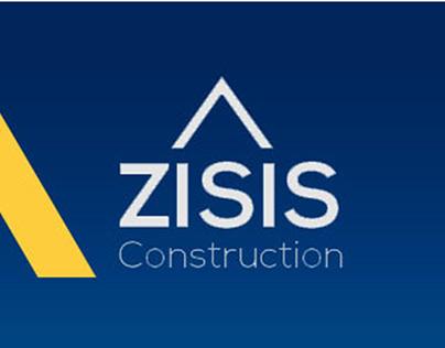 Zisis Constructions Branding