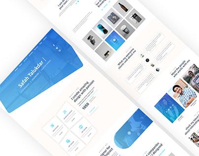 Safah - Agecny Website Design