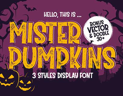 Mister Pumpkins