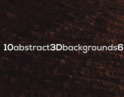 10 FREE Abstract 3D Backgrounds 6